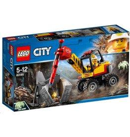 LEGO LEGO City 60185 - Krachtige Mijnbouwsplitter