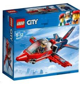 LEGO LEGO City 60177 - Vliegshowjet
