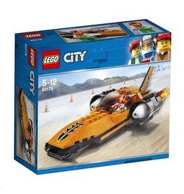 LEGO LEGO City 60178 - Snelheidsrecord Auto