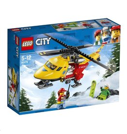 LEGO LEGO City 60179 - Ambulance Helikopter