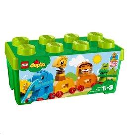 LEGO DUPLO  LEGO DUPLO 10863 - Mijn Eerste Dier Opbergdoos