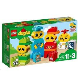 LEGO DUPLO  LEGO DUPLO 10861 - Mijn Eerste Emoties