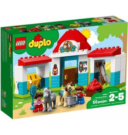 LEGO DUPLO  LEGO DUPLO 10868 - Ponystal