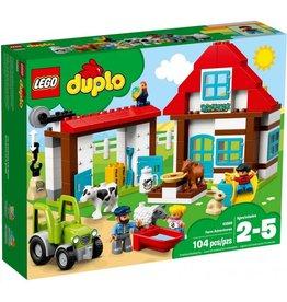 LEGO DUPLO  LEGO DUPLO 10869 - Boerderij Avonturen