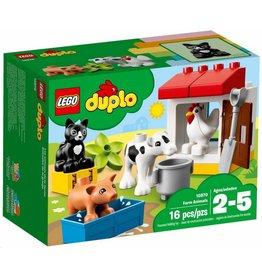LEGO DUPLO  LEGO DUPLO 10870 - Boerderijdieren