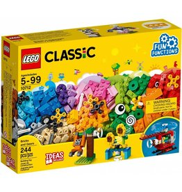 LEGO LEGO Classic 10712 - Stenen en tandwielen