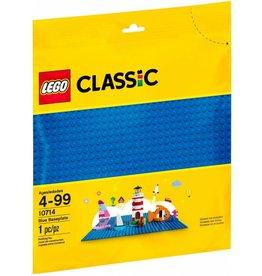 LEGO LEGO Classic 10714 - Blauwe bouwplaat
