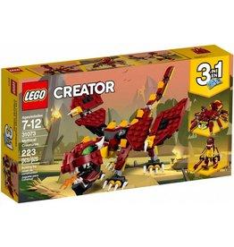 LEGO LEGO Creator 31073 - Mythische wezens