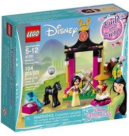 LEGO LEGO Disney Princess 41151 - Mulan's Trainingsdag