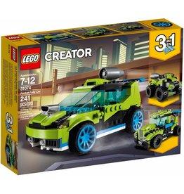 LEGO LEGO Creator 31074 - Raket Rallyauto