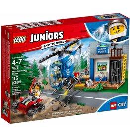 LEGO LEGO Juniors 10751 - Politieachtervolging in de bergen