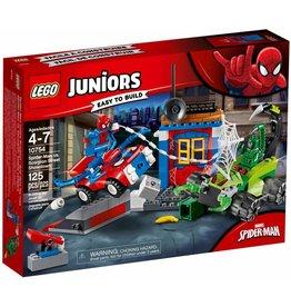 LEGO LEGO Juniors 10754- Spiderman vs Scorpion Street Showdown