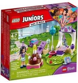 LEGO LEGO Juniors 10748 - Emma's Huisdierenfeestje