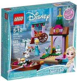 LEGO LEGO Disney Princess 41155 - Elsa's marktavontuur