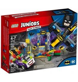 LEGO LEGO Juniors 10753 - Joker Batcave Aanval