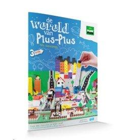 Plus-Plus Plus-Plus 2015 - Basisboek: De wereld van Plus-Plus