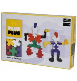 Plus-Plus Plus-Plus 3215 - Midi Basic Robots
