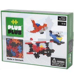 Plus-Plus Plus-Plus 3724 - Mini Basic Vliegmachines