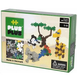 Plus-Plus Plus-Plus 3725 - Mini Basic Safari