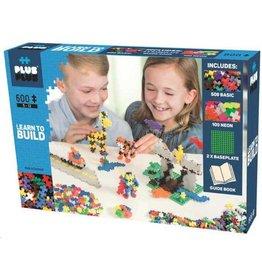 Plus-Plus Plus-Plus 5008 - Mini Basic Starterset 600 stukjes