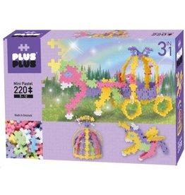 Plus-Plus Plus-Plus 3769 - Mini Pastel Sprookjes