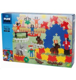Plus-Plus Plus-Plus 3761 - Mini Basic Circus