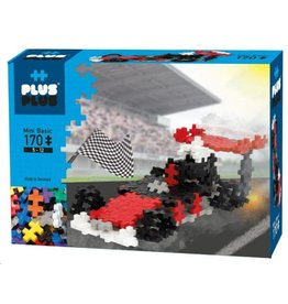 Plus-Plus Plus-Plus 3747 - Mini Basic Racewagen
