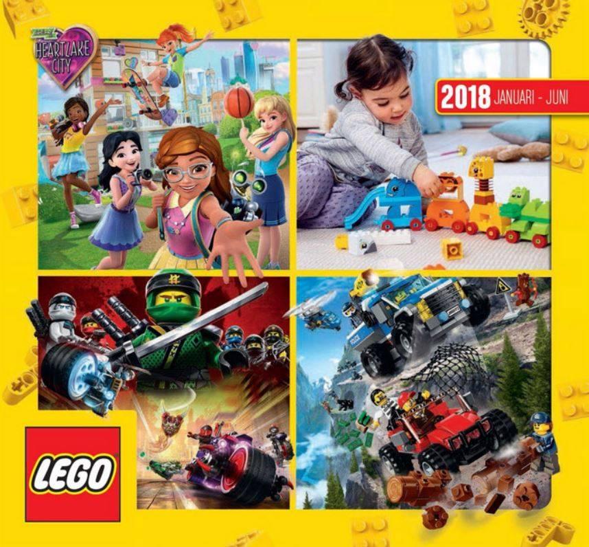 LEGO catalogus