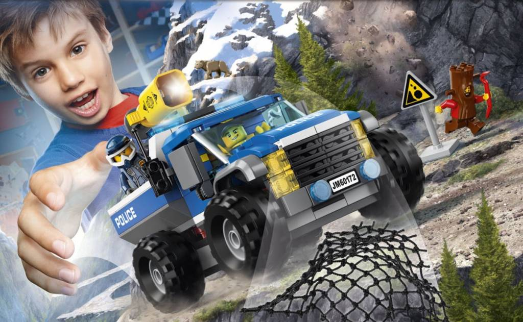 De nieuwste LEGO items zijn leverbaar