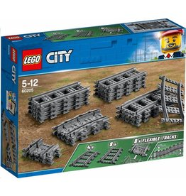 LEGO LEGO City 60205 - Treinrails