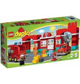 LEGO DUPLO  LEGO DUPLO 10593 - Brandweerkazerne