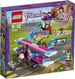 LEGO LEGO Friends 41343 - Heartlake City Vliegtuigtour