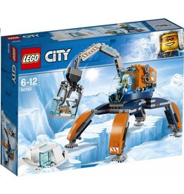 LEGO LEGO City 60192 - Poolijscrawler