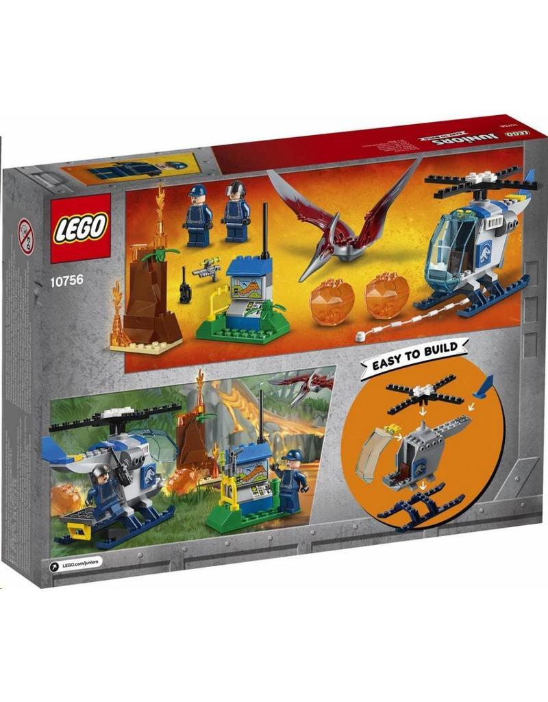 LEGO LEGO Juniors 10756 - Jurassic World Ontsnappen aan de Pteranodon