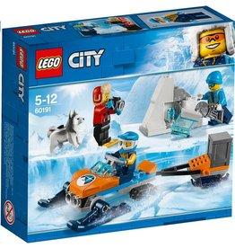 LEGO LEGO City 60191 - Poolonderzoeksteam