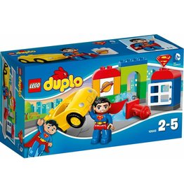 LEGO DUPLO  LEGO DUPLO 10543 - Superman Reddingsactie
