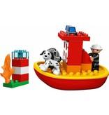 LEGO DUPLO  LEGO DUPLO 10591 - Brandweerboot