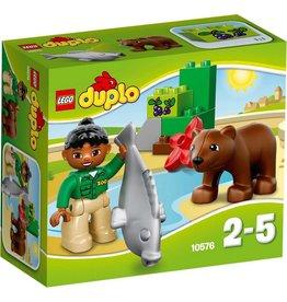 LEGO DUPLO  LEGO DUPLO 10576 - Dierenverzorger