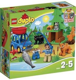 LEGO DUPLO  LEGO DUPLO 10583 - Bos vistochtje