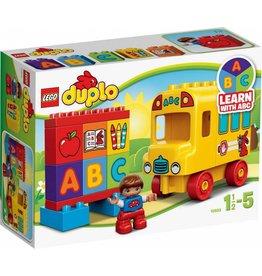 LEGO DUPLO  LEGO DUPLO 10603 - Mijn eerste bus