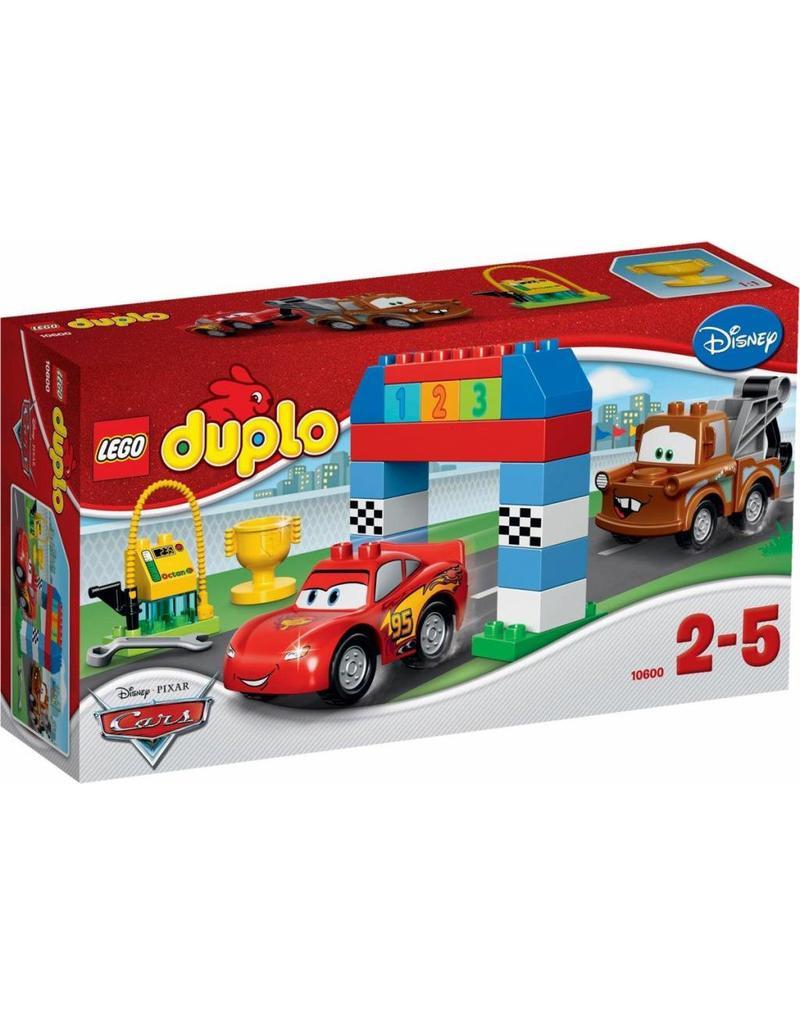 LEGO DUPLO  LEGO DUPLO 10600 - Disney Pixar Cars Klassieke Race