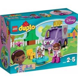 LEGO DUPLO  LEGO DUPLO 10605 - Doc MCStuffins Rosie de Ambulance