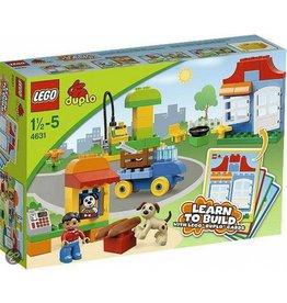 LEGO DUPLO  LEGO Duplo 4631 - Mijn allereerste bouwset