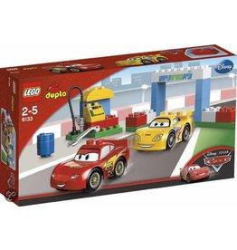 LEGO DUPLO  LEGO DUPLO 6133 - De dag van de grote race