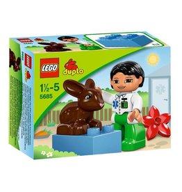 LEGO DUPLO  LEGO DUPLO 5685 - Dierenarts