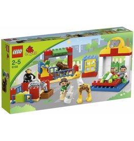 LEGO DUPLO  LEGO DUPLO 6158 - Dierenkliniek