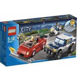 LEGO LEGO City 60007 - Snelle achtervolging