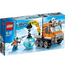 LEGO LEGO City 60033 - Artic Ijscrawler