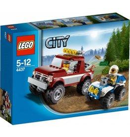 LEGO LEGO City 4437 - Politie achtervolging