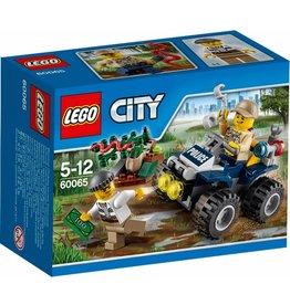 LEGO LEGO City 60065 - ATV Patrouillevoertuig